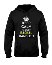 Rachal Calm Shirt Hooded Sweatshirt thumbnail