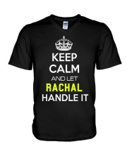 Rachal Calm Shirt V-Neck T-Shirt thumbnail