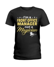 Front Office Manager 064038 Ladies T-Shirt thumbnail