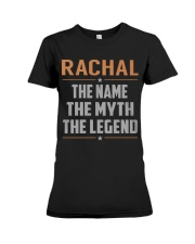 Rachal Legend Name Shirts Premium Fit Ladies Tee thumbnail