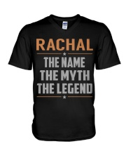 Rachal Legend Name Shirts V-Neck T-Shirt thumbnail