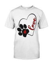 valentine Day Dog Moms shirts Premium Fit Mens Tee thumbnail