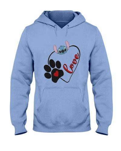 Disney Valentines Shirt - Lilo and Stitch Valentin