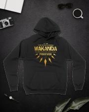 foreverCB Hooded Sweatshirt lifestyle-unisex-hoodie-front-9