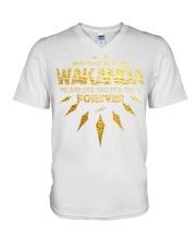 foreverCB V-Neck T-Shirt thumbnail