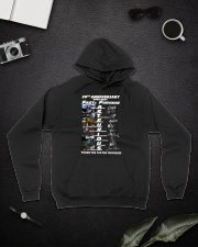 20th Annversary 2001-2021 Fast Furious Hooded Sweatshirt lifestyle-unisex-hoodie-front-9