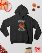 I am Currently Unsupervised Hooded Sweatshirt lifestyle-holiday-hoodie-front-2
