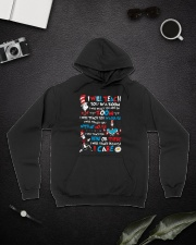I WILL TEACH YOU Hooded Sweatshirt lifestyle-unisex-hoodie-front-9