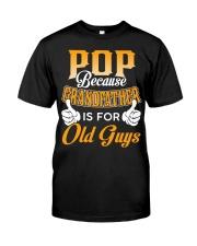 Pop Classic T-Shirt front