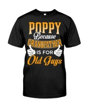 Poppy Classic T-Shirt front