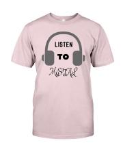 Listen To Metal T-Shirt Premium Fit Mens Tee thumbnail