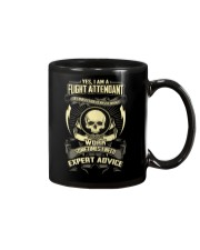 Flight Attendant T-shirt Limited Edition  Mug thumbnail