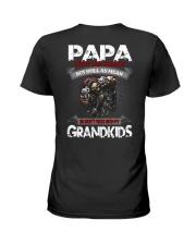 PAPA NOT AS LEAN Ladies T-Shirt thumbnail
