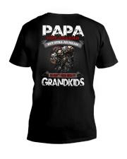 PAPA NOT AS LEAN V-Neck T-Shirt thumbnail