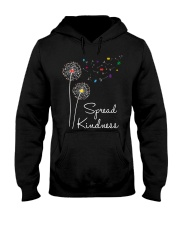 Spread kindness Hooded Sweatshirt thumbnail