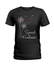 Spread kindness Ladies T-Shirt thumbnail