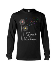 Spread kindness Long Sleeve Tee tile