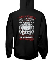 I AM A VIRGO Hooded Sweatshirt thumbnail