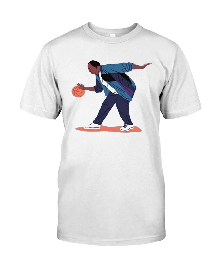 Stanley Hudson Basketball Classic T-Shirt