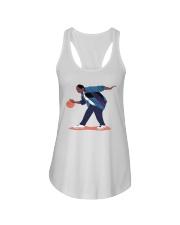 Stanley Hudson Basketball Ladies Flowy Tank thumbnail