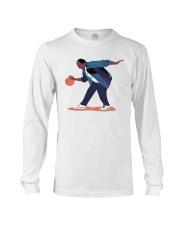Stanley Hudson Basketball Long Sleeve Tee thumbnail