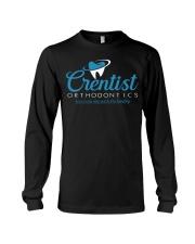 Crentist Orthodontics  Long Sleeve Tee thumbnail