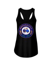 Andy Beshear Tupac Kentucky State Seal Ladies Flowy Tank thumbnail