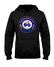Andy Beshear Tupac Kentucky State Seal Hooded Sweatshirt thumbnail