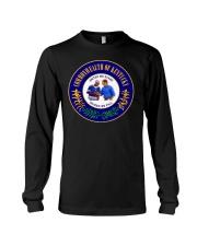 Andy Beshear Tupac Kentucky State Seal Long Sleeve Tee thumbnail