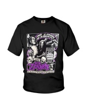 horror strikes at midnight rob zombie Youth T-Shirt thumbnail