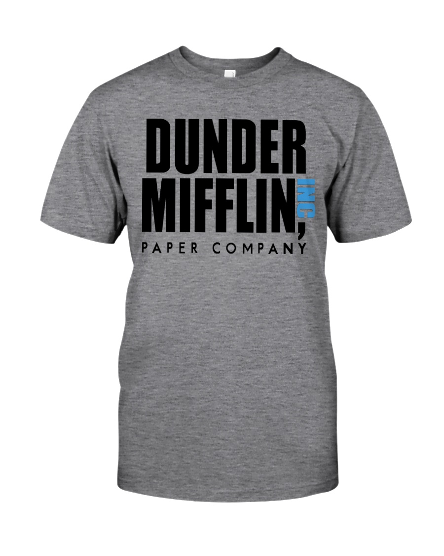 dunder mifflin paper company  Classic T-Shirt