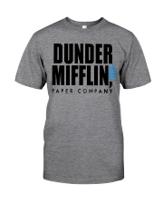 dunder mifflin paper company  Classic T-Shirt front
