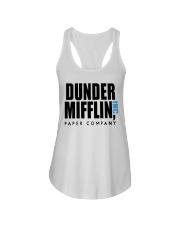 dunder mifflin paper company  Ladies Flowy Tank thumbnail