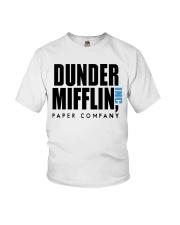 dunder mifflin paper company  Youth T-Shirt thumbnail