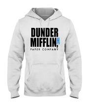 dunder mifflin paper company  Hooded Sweatshirt thumbnail
