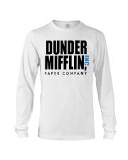 dunder mifflin paper company  Long Sleeve Tee thumbnail