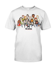 The office Classic T-Shirt front