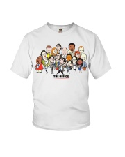 The office Youth T-Shirt thumbnail