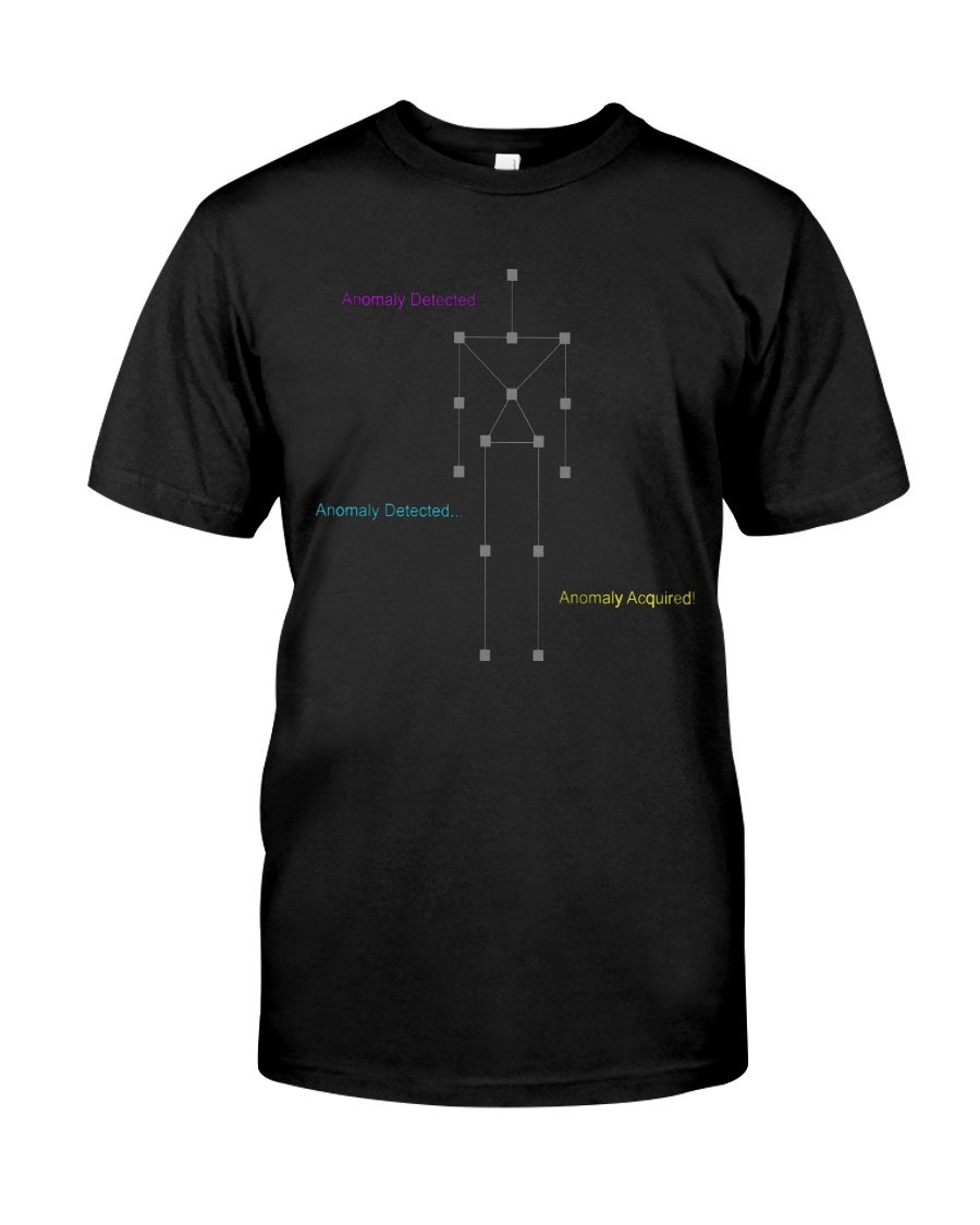 Anomaly Detected Classic T-Shirt