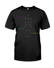 Anomaly Detected Classic T-Shirt front