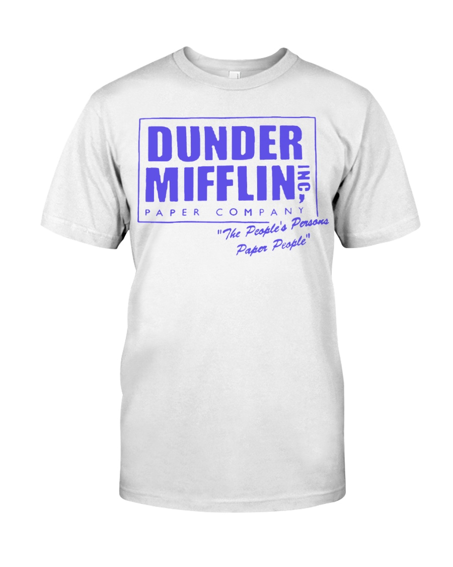 The Office Dunder Mifflin  Classic T-Shirt