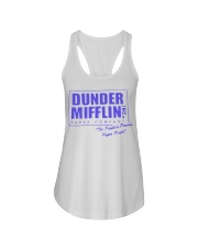 The Office Dunder Mifflin  Ladies Flowy Tank thumbnail
