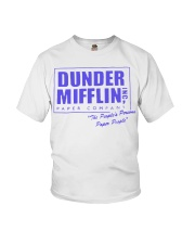The Office Dunder Mifflin  Youth T-Shirt tile