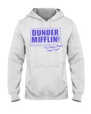 The Office Dunder Mifflin  Hooded Sweatshirt tile