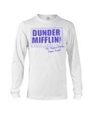 The Office Dunder Mifflin  Long Sleeve Tee thumbnail