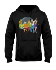 golden machine  Hooded Sweatshirt thumbnail