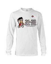 31-20 game over super champions Long Sleeve Tee thumbnail