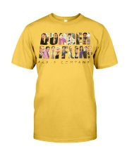 The Office Dunder Mifflin Yellow Classic T-Shirt front