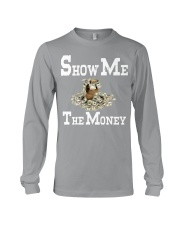 show me the money Long Sleeve Tee thumbnail
