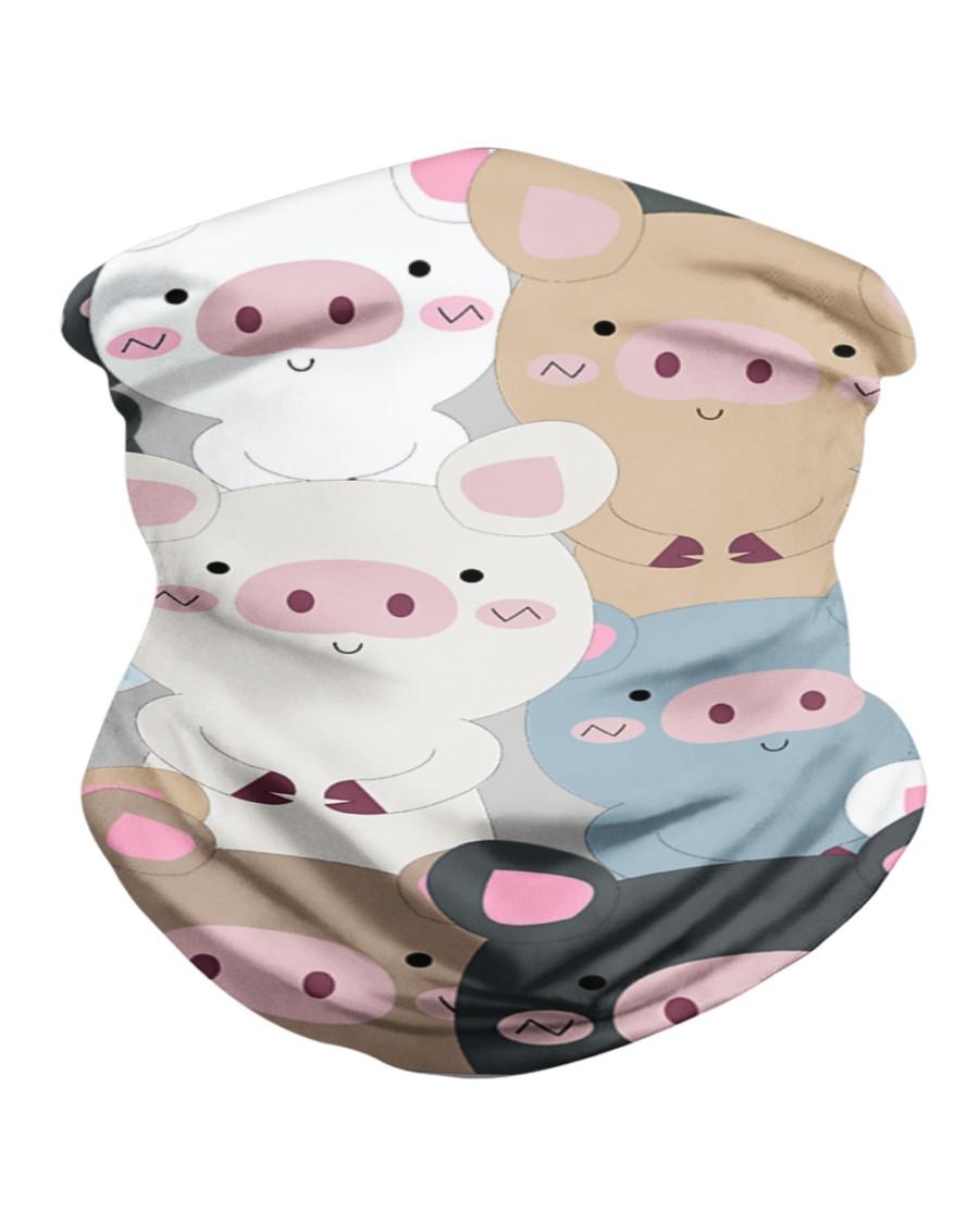 Piggy Cuteness Neck Gaiter